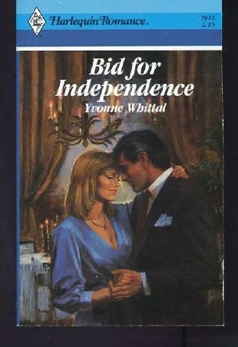 9780373029228: Bid For Independence