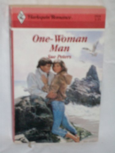 9780373029389: One Woman Man