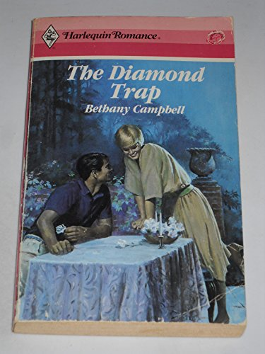 9780373029495: The Diamond Trap (Harlequin Romance, No. 2949)