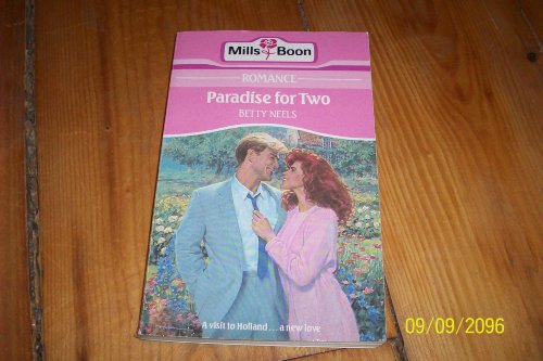 9780373030040: Paradise for Two (Harlequin Romance)