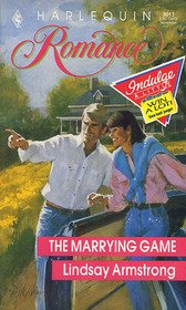 9780373030132: The Marrying Game (Harlequin Historical Romance, No 3013)