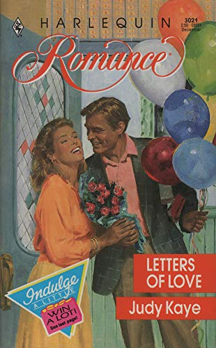 9780373030217: Letters Of Love