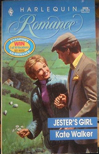 9780373030781: Jester'S Girl