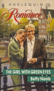 9780373031054: The Girl With Green Eyes