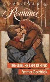 9780373031115: The Girl He Left Behind