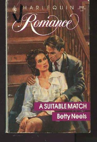 9780373031313: A Suitable Match