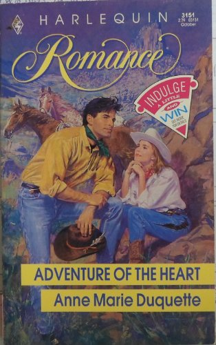 Adventure Of The Heart: Duquette, Anne Marie