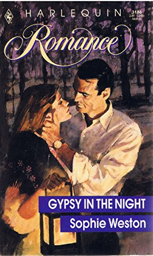 9780373031863: Gypsy In The Night (Harlequin Romance Series, No. 3186)