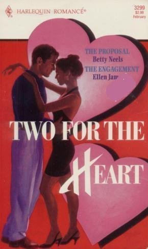 9780373032990: Two For The Heart: The Proposal and The Engagement (Harlequin Romance No 3299)