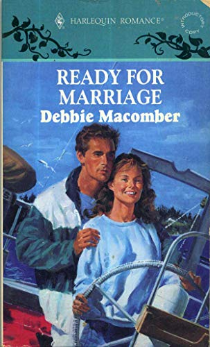 9780373033072: Ready for Marriage (Harlequin Romance)
