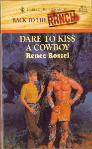 9780373033171: Dare To Kiss A Cowboy (Back To The Ranch)