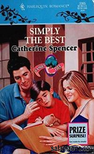 9780373033652: Simply The Best (Family Ties)