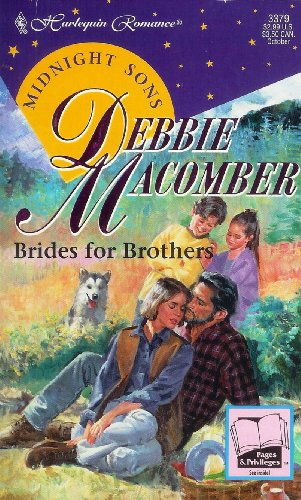 Brides For Brothers (Midnight Sons Series #1): Macomber, Debbie