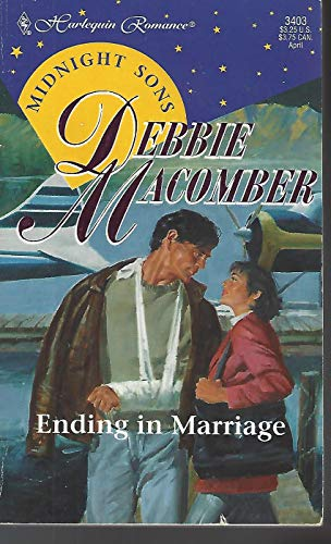 Ending In Marriage (Midnight Sons Series #6): Macomber, Debbie
