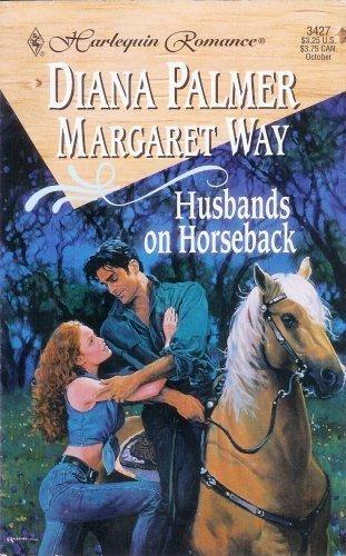 9780373034277: Husbands On Horseback: Paper Husband & Bride in Waiting (2 in 1 Harlequin Romance, No 3427)