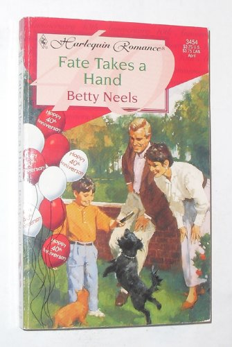 9780373034543: Fate Takes A Hand (Harlequin Romance, No 3454)