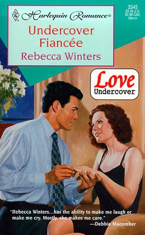 9780373035458: Undercover Fiancee (Love Undercover) (Harlequin Romance, 3545)
