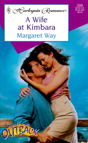 9780373035953: Wife At Kimbara (Legends Of The Outback) (Romance, 3595 : Legends of the Outback)