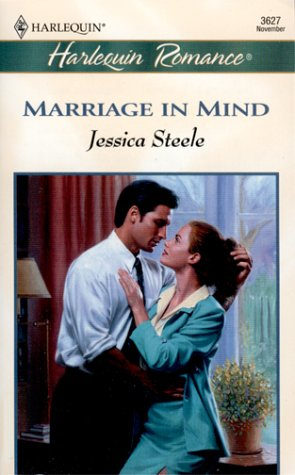 Marriage in Mind : The Marriage Pledge (Harlequin Romance #3627): Steele, Jessica