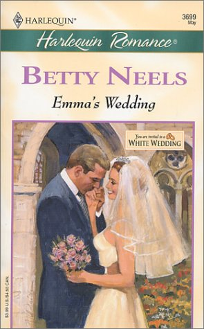 9780373036998: Emma's Wedding (Harlequin Romance, 3699)