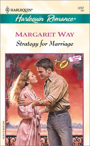 9780373037070: Strategy For Marriage (Contract Brides)