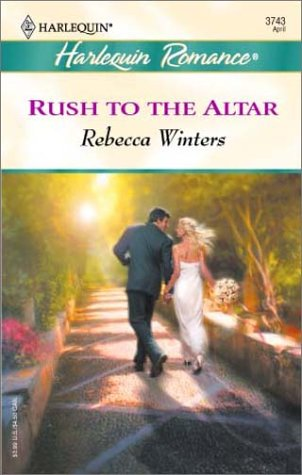 9780373037438: Rush to the Altar (Twin Brides)