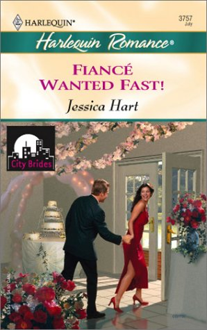 9780373037575: Fiance' Wanted Fast! (City Brides)