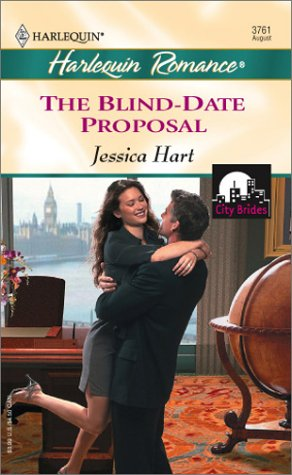 9780373037612: The Blind - Date Proposal