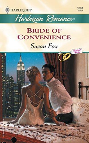 9780373037889: Bride of Convenience