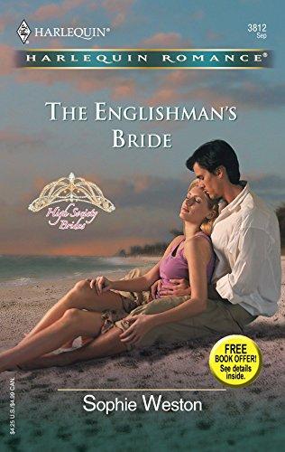 9780373038121: The Englishman's Bride