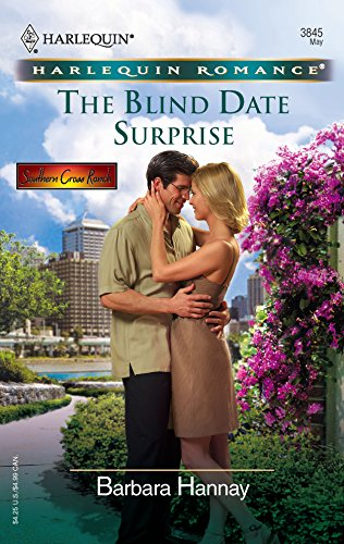 9780373038459: The Blind Date Surprise
