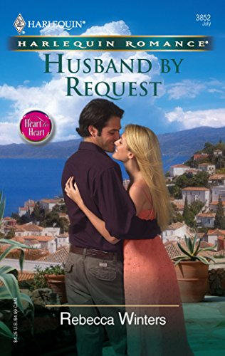 9780373038527: Husband By Request (Harlequin Romance)