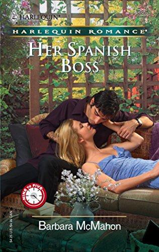 9780373038756: Her Spanish Boss