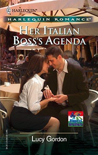 Her Italian Boss's Agenda: Gordon, Lucy