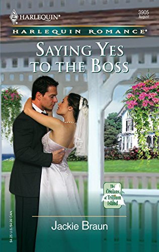 9780373039050: Saying Yes To The Boss