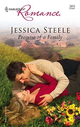 9780373039159: Promise Of A Family