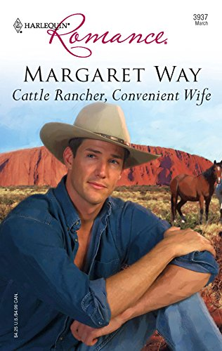 9780373039371: Cattle Rancher, Convenient Wife (Harlequin Romance)