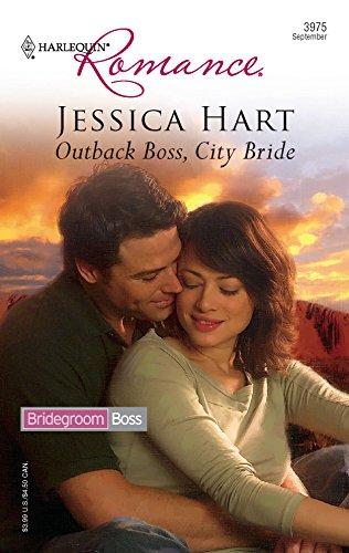 Outback Boss, City Bride: Hart, Jessica