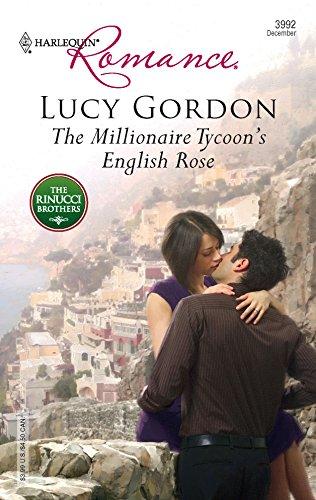 9780373039920: The Millionaire Tycoon's English Rose