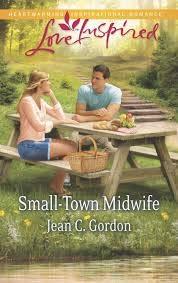Small-Town Midwife True Large Print: Jean C. Gordon