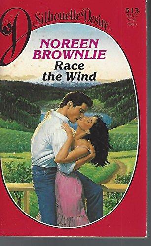 9780373055135: Race The Wind (Desire)
