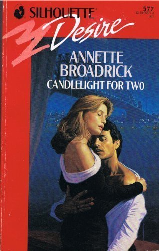 9780373055777: Candlelight For Two (Silhouette Desire, No 577)