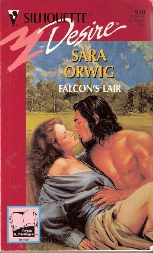 9780373059386: Falcon'S Lair (Silhouette Desire)
