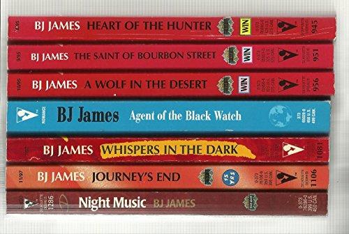 Heart of the Hunter (Men of the: BJ James