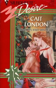Miracles and Mistletoe: London, Cait