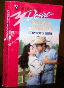 9780373059775: Cowboy'S Bride (Silhouette Desire)