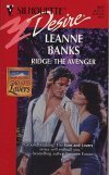 Ridge: The Avenger (Sons And Lovers) (Silhouette: Banks, Leanne