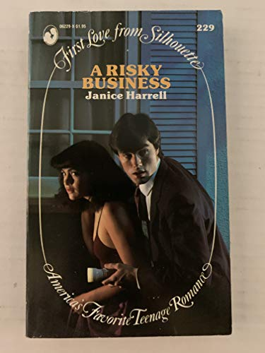 9780373062294: Risky Business (First Love from Silhouette)