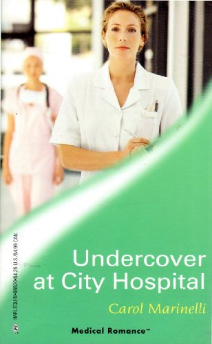 9780373065202: Undercover at City Hospital