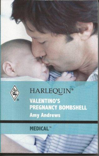 9780373067558: Valentino's Pregnancy Bombshell